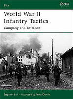 Osprey-Publishing WWII Infantry Tactics Military History Book #eli122
