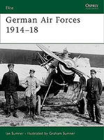 Osprey-Publishing German Air Services 1914-18 Military History Book #eli135