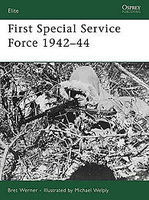 Osprey-Publishing First Special Service Force 42 Military History Book #eli145