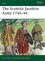 Osprey-Publishing The Scotish Jacobite Army Military History Book #eli149