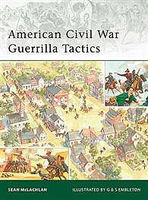 Osprey-Publishing American Civil War Guerrilla Tactics Military History Book #eli174