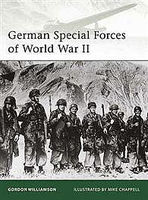 Osprey-Publishing German Special Forces WWII Military History Book #eli177