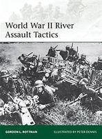 Osprey-Publishing WWII River Assault Tactics Military History Book #eli195