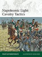 Osprey-Publishing Napoleonic Light Cavalry Tactics Military History Book #eli196