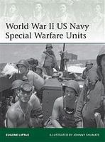 WWII US Navy Special Warfare Military History Book #eli203