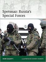 Osprey-Publishing Spetsnas-Russias Special Forces Military History Book #eli206
