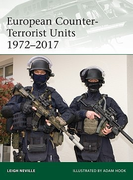 Osprey Publishing European Counter-TerrorismUnit