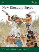 Osprey-Publishing New Kingdom Egypt Military History Book #eli40