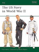The US Navy in WWII Military History Book #eli80