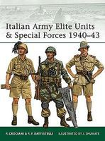 Osprey-Publishing Italian Army Elite Units 1940-43 Military History Book #eli99