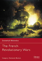 Osprey-Publishing The French Revolutionary Wars Military History Book #ess7