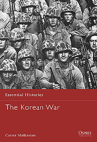 Osprey Publishing The Korean War -- Military History Book -- #ess8