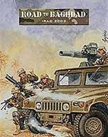 Osprey-Publishing Road to Baghdad Military History Book #fce1