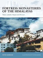 Osprey-Publishing Fortress Monasteries of the Himalayas Military History Book #for104