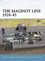 Osprey-Publishing The Maginot Line Military History Book #for10