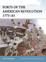 Osprey-Publishing Forts of the American Revolution 1775-83 Military History Book #for110