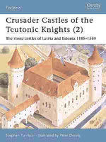 Osprey-Publishing Crusader Castles of the Teutonic Knights Military History Book #for19