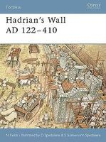 Osprey-Publishing Hadrians Wall AD 122-410 Military History Book #for2