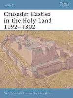 Osprey-Publishing Crusader Castles in the Holy Land Military History Book #for32