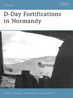 Osprey-Publishing D-Day Fortifications in Normandy Military History Book #for37