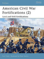 Osprey-Publishing American Civil War Fortifications Military History Book #for38
