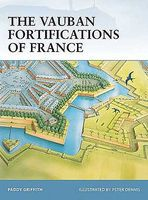 Osprey-Publishing The Vauban Fortifications of France Military History Book #for42