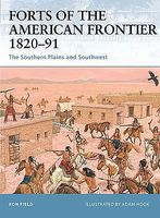 Osprey-Publishing Forts of the American Frontier Military History Book #for54