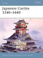 Osprey-Publishing Japanese Castles 1540-1640 Military History Book #for5