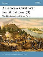 Osprey-Publishing American Civil War Fortification Military History Book #for68