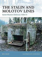 Osprey-Publishing The Stalin and Molotov Lines Military History Book #for77