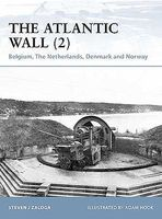 Osprey-Publishing The Atlantic Wall Military History Book #for89