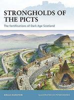 Osprey-Publishing Strongholds of the Picts Military History Book #for92