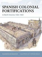 Osprey-Publishing Spanish Colonial Fortifications Military History Book #for94