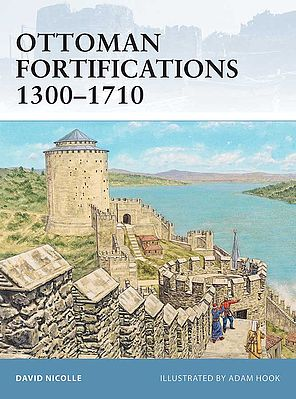 Osprey-Publishing Ottoman Fortifications Military History Book #for95