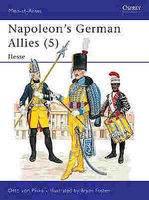 Osprey-Publishing Napoleons German Allies 5 Military History Book #maa122