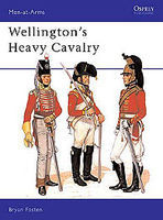 Osprey-Publishing Wellingtons Heavy Calvary Military History Book #maa130