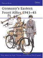 Osprey-Publishing German Eastern Front Allies 41 Military History Book #maa131