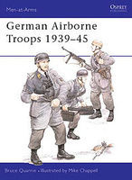 Osprey-Publishing German Airborne Troops 1939-45 Military History Book #maa139