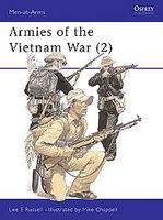 Osprey-Publishing Armies of the Vietnam War 2 Military History Book #maa143