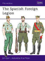 Osprey-Publishing Spanish Foreign Legion Military History Book #maa161