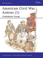 Osprey-Publishing American Civil War Armies 1 Military History Book #maa170