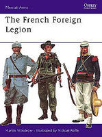 Osprey-Publishing The French Foreign Legion Military History Book #maa17