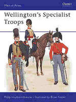 Osprey-Publishing Wellingtons Specialist Troops Military History Book #maa204