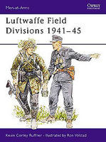 Osprey-Publishing Luftwaffe Field Division 1941-45 Military History Book #maa229