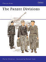 Osprey-Publishing The Panzer Divisions Military History Book #maa24
