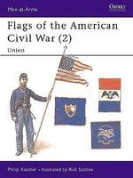 Osprey-Publishing Flags of the American Civil War 2 Military History Book #maa258