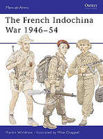 Osprey-Publishing French Indochina War 1946-54 Military History Book #maa322