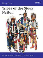 Osprey-Publishing Tribes of the Sioux Nation Military History Book #maa344