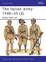 The Italian Army 2 1940-45 Military History Book #maa349