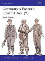 Osprey-Publishing Germanys Eastern Front Allies Military History Book #maa363
